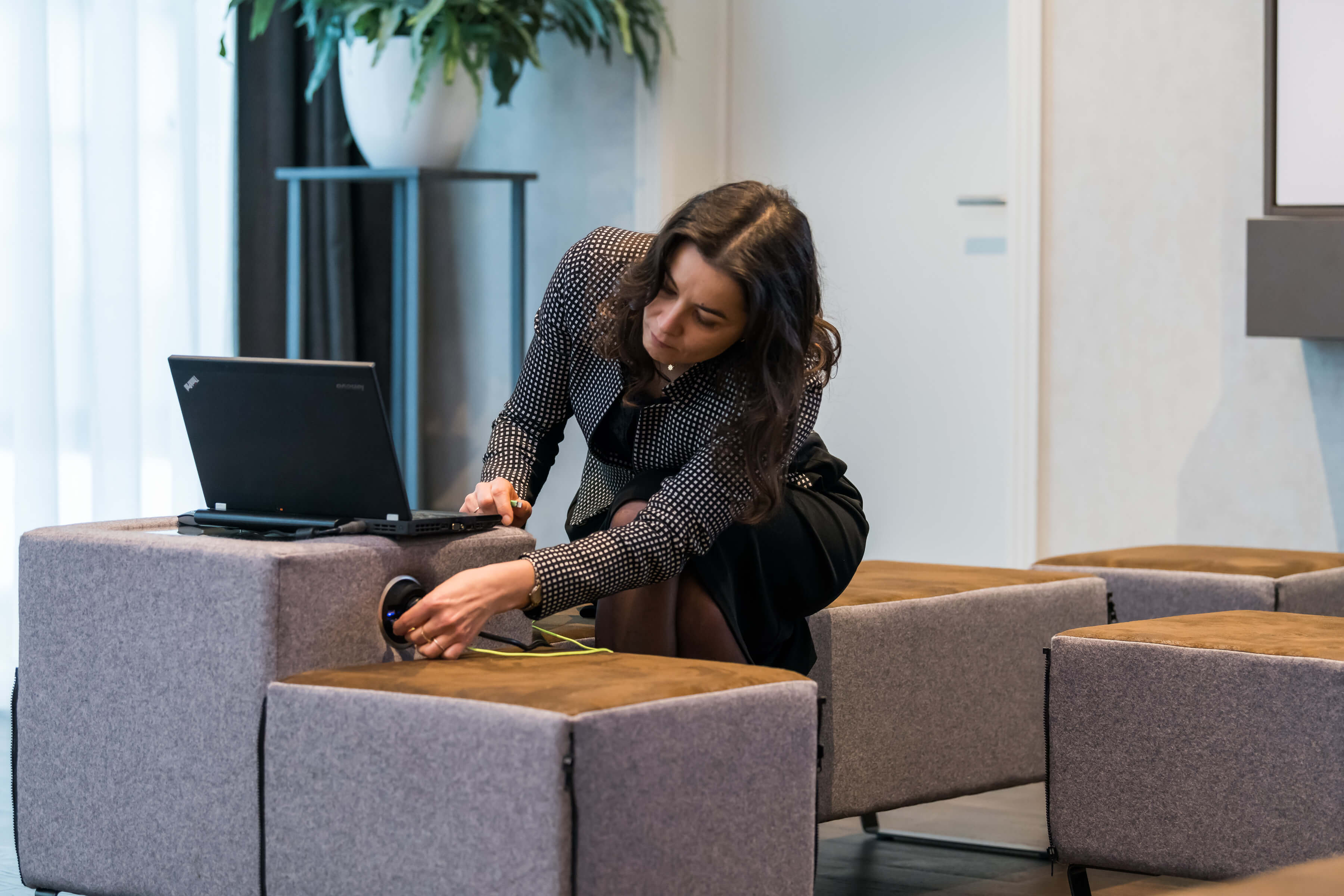 burgess furniture technology casual seating