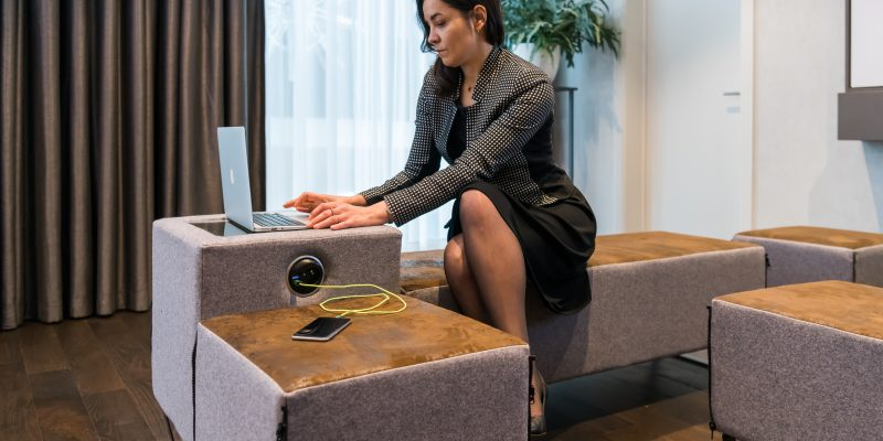 CHARGE ON THE GO: HOW TO INTEGRATE TECHNOLOGY WITH YOUR BREAK OUT SPACE