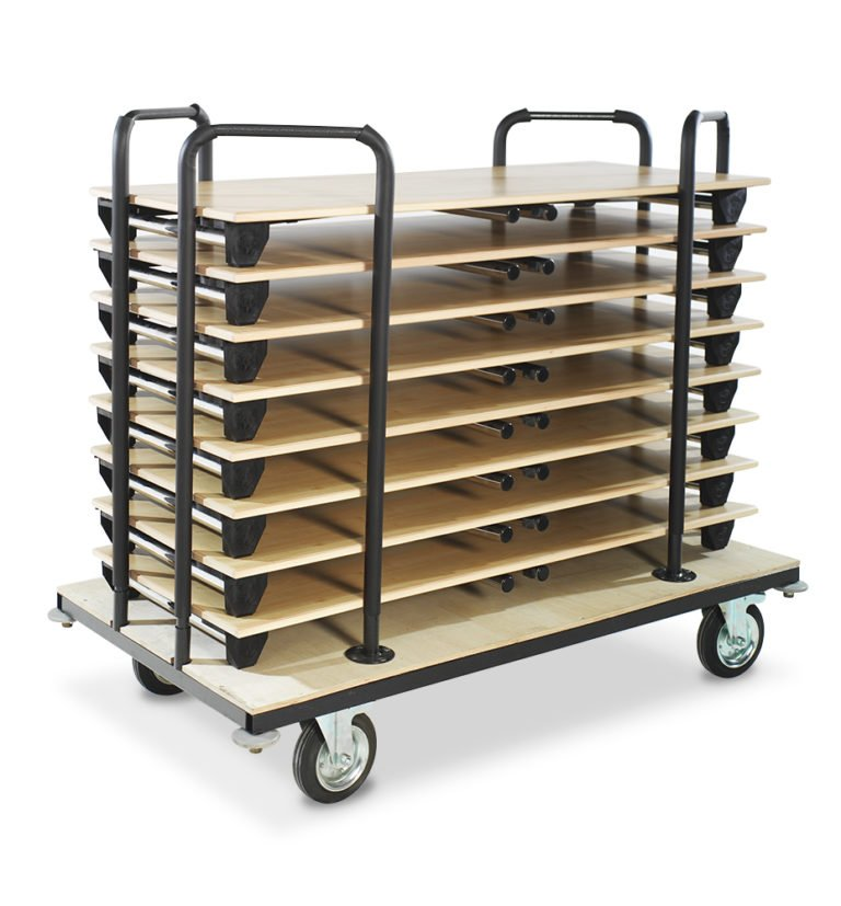 Table Trolleys Range