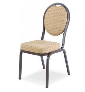 Turni Stacking Chairs - Burgess