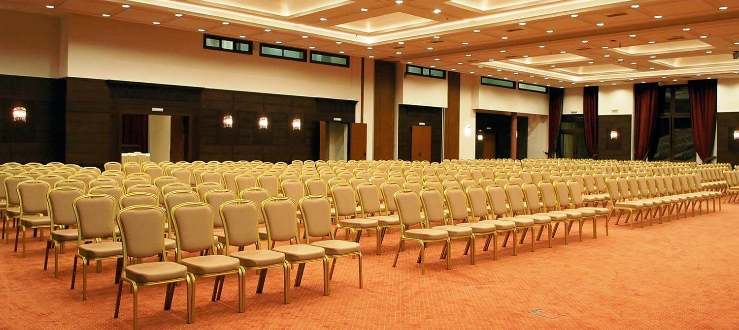 Image courtesy of Polis Thessaloniki Convention Centre - Conference Room 3 - Greece