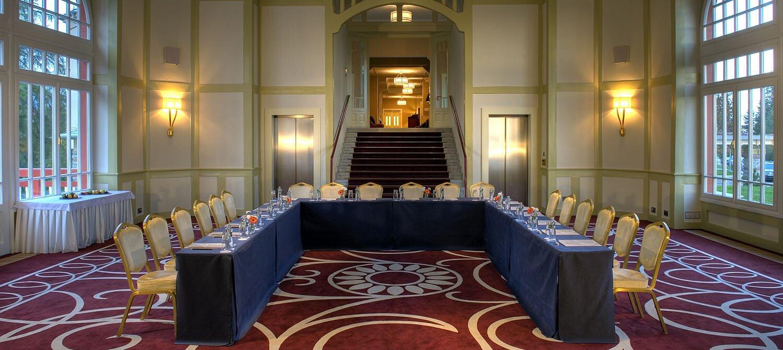Como Hotel Hall