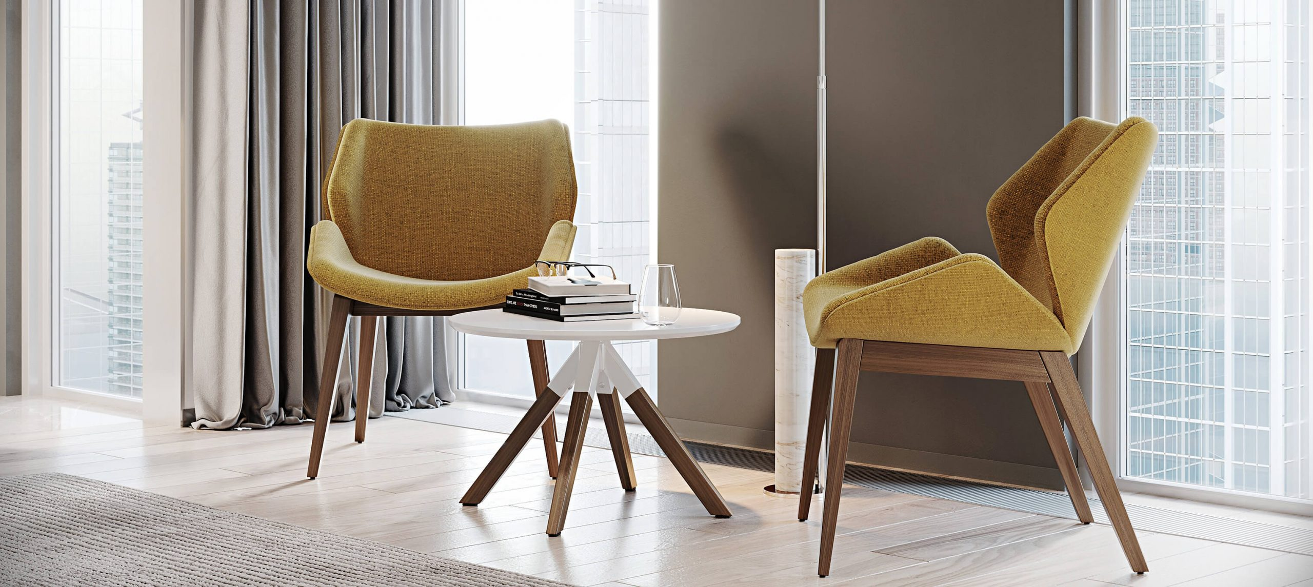 Walsh Low Back Chair Range