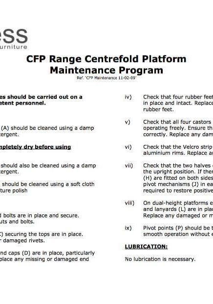 CFP_Maintenance_23-02-09
