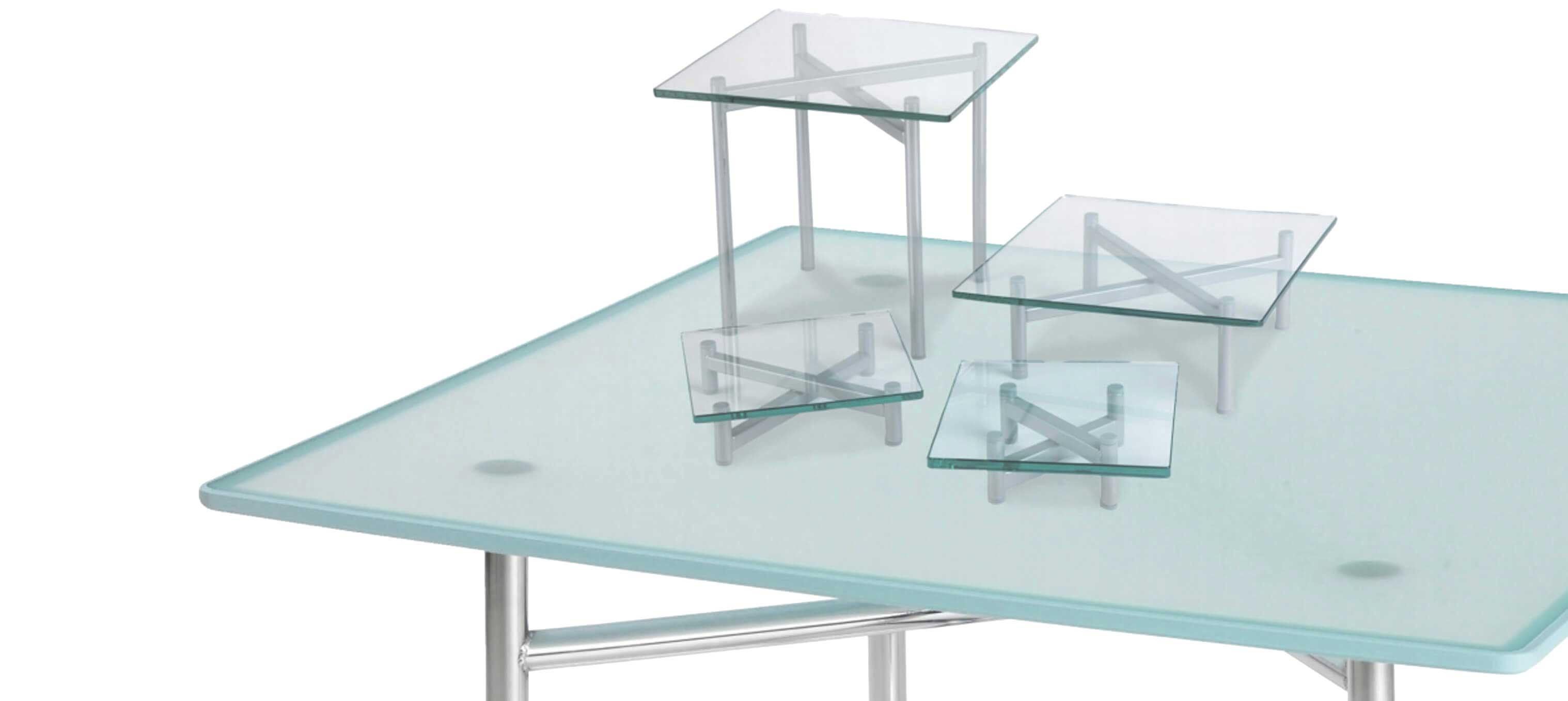 Buffet Cube Range