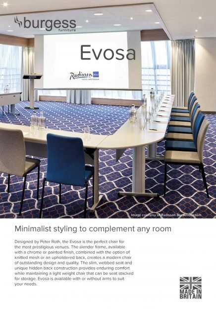 Evosa brochure 2019