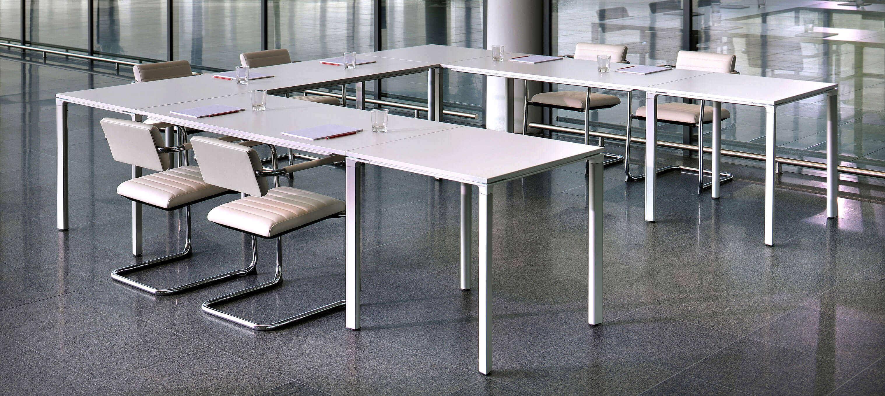 Burgess Meet-U - Office Seating Showcase white 1