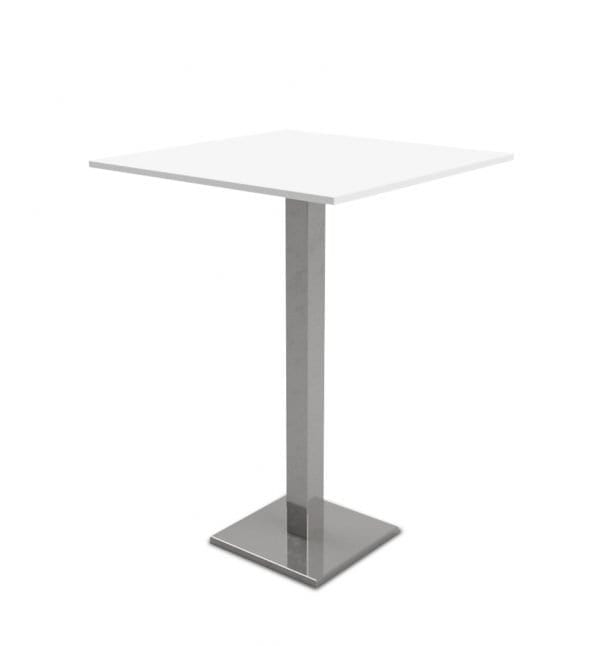 Tabou Square Tall Poseur Table TP5