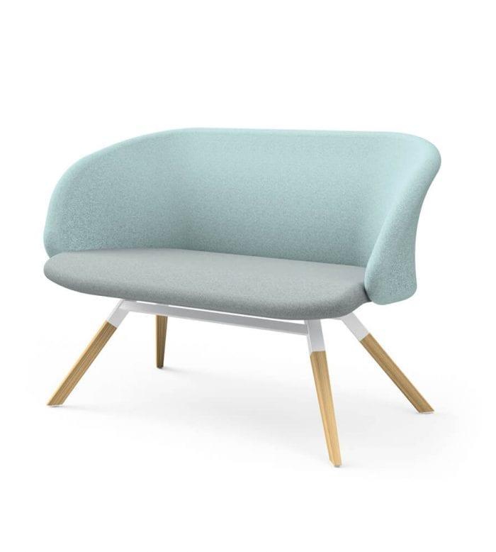 Junea 10 4 Low Back Sofa