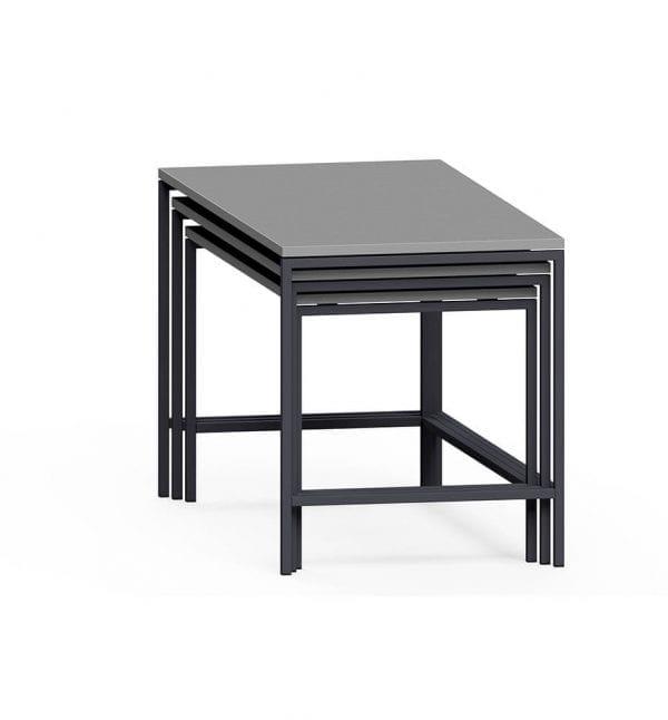 nestr tables nested rectangular