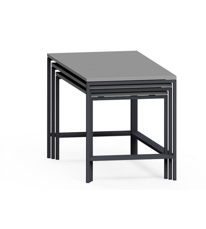 nestr tables nested rectangular