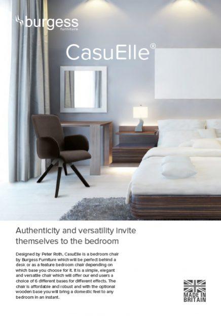 Casuelle brochure cover 2020