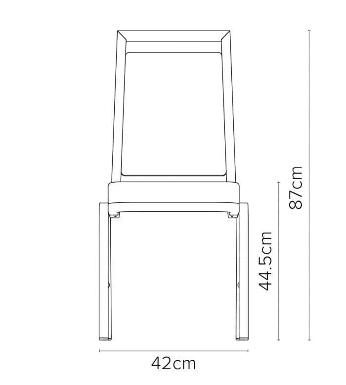 Turini 18 11 chair Diagram